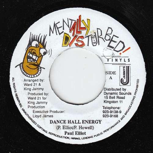 Bild Paul Elliot / Blacka Ranks - Dance Hall Energy / Ownership (7) Schallplatten Ankauf