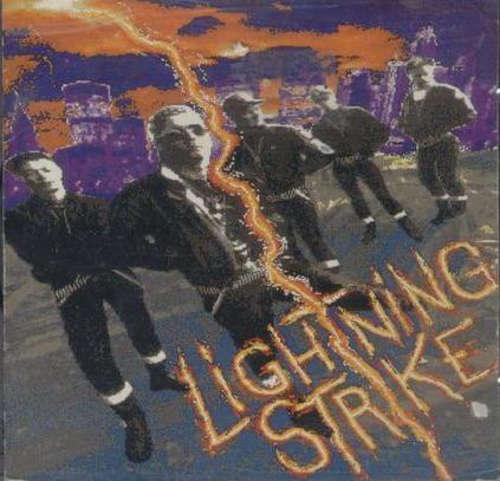 Bild Lightning Strike - Lightning Strike (CD, Album) Schallplatten Ankauf