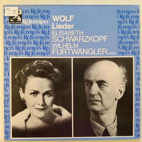 Bild Wolf* - Elisabeth Schwarzkopf, Wilhelm Furtwängler - Lieder (LP, Album, Mono, RE) Schallplatten Ankauf