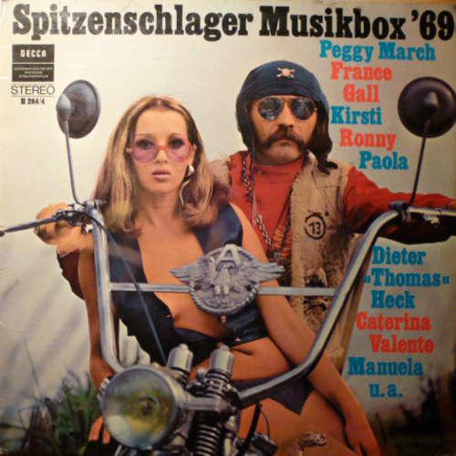 Cover zu Various - Spitzenschlager Musikbox '69 (LP, Comp) Schallplatten Ankauf