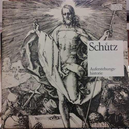 Bild Heinrich Schütz, Dresdner Kreuzchor, Martin Flämig - Auferstehungshistorie SWV 50 (LP, RP) Schallplatten Ankauf