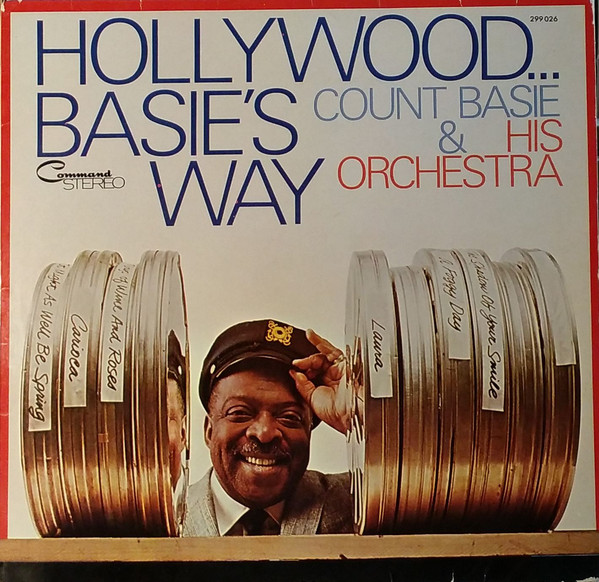 Cover zu Count Basie And His Orchestra* - Hollywood...Basie's Way (LP, Album) Schallplatten Ankauf