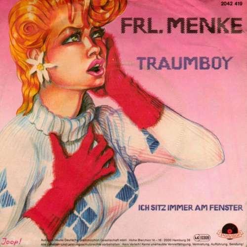 Cover Frl. Menke - Traumboy (7, Single) Schallplatten Ankauf