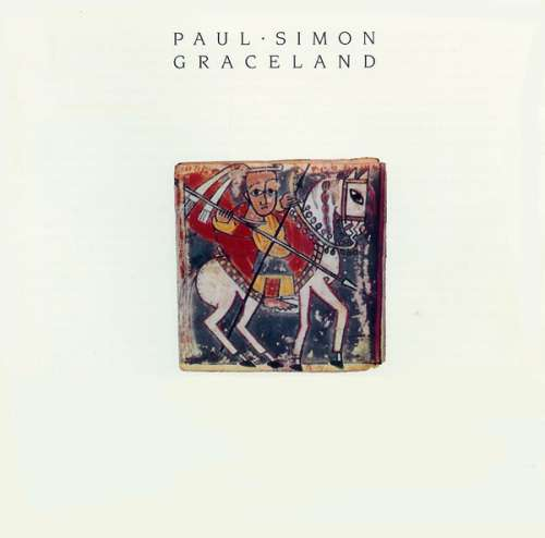 Cover Paul Simon - Graceland (LP, Album) Schallplatten Ankauf