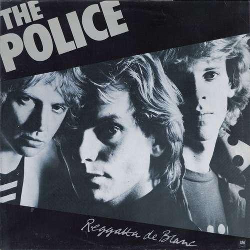 Cover zu The Police - Reggatta De Blanc (LP, Album) Schallplatten Ankauf