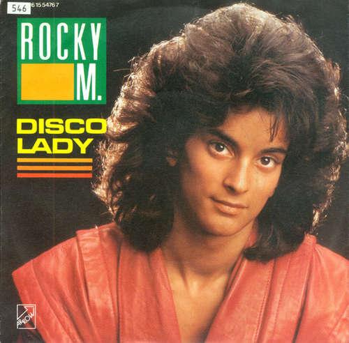 Bild Rocky M.* - Disco Lady (7, Single) Schallplatten Ankauf