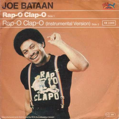 Bild Joe Bataan - Rap-O Clap-O (7, Single) Schallplatten Ankauf