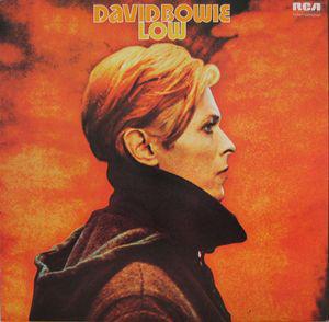 Cover zu David Bowie - Low (LP, Album, RE) Schallplatten Ankauf