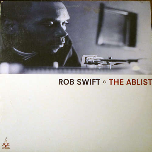 Cover Rob Swift - The Ablist (LP, Album) Schallplatten Ankauf