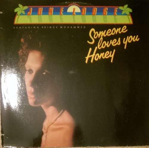 Bild June Lodge - Someone Loves You Honey (LP, Album) Schallplatten Ankauf