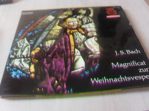 Cover zu Johann Sebastian Bach - Magnificat Zur Weihnachtsvesper (LP) Schallplatten Ankauf