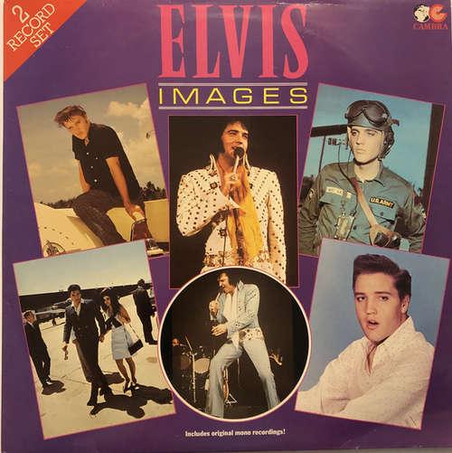 Cover Elvis Presley - Elvis Images (2xLP, Comp, Mono) Schallplatten Ankauf