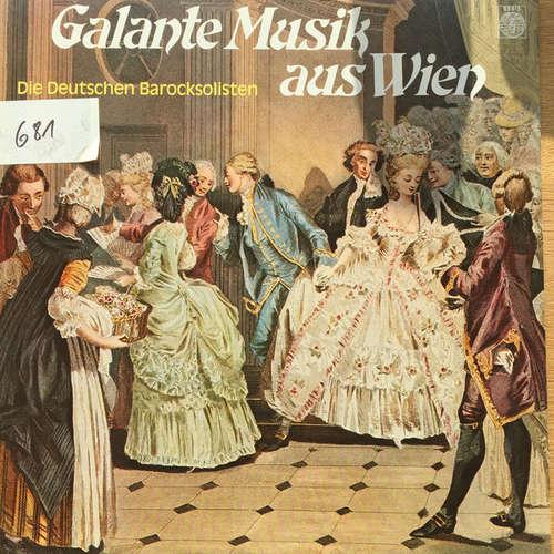 Bild Die Deutschen Barocksolisten - Galante Musik Aus Wien (LP) Schallplatten Ankauf