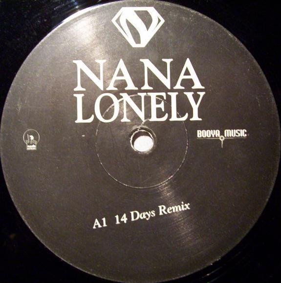Cover Nana (2) - Lonely (12, Promo) Schallplatten Ankauf