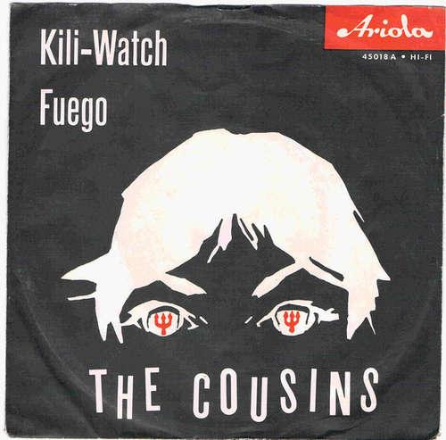 Bild The Cousins - Kili Watch / Fuego (7, Single) Schallplatten Ankauf
