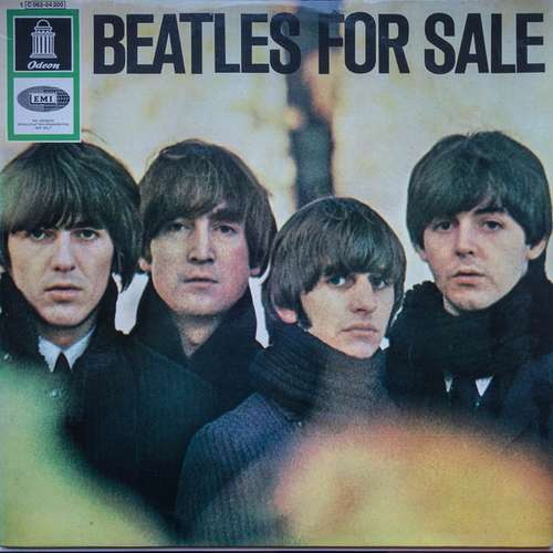 Bild The Beatles - Beatles For Sale (LP, Album, RE) Schallplatten Ankauf