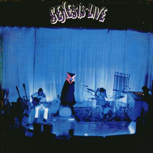 Bild Genesis - Live (LP, Album) Schallplatten Ankauf