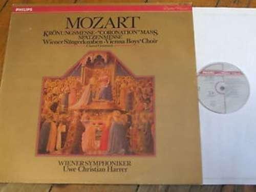 Bild Wolfgang Amadeus Mozart - Coronation Mass in C major, K. 317, Inter natos mulierum K. 72, Missa brevis in C major Spatzenmesse, K. 220 (LP, Album) Schallplatten Ankauf