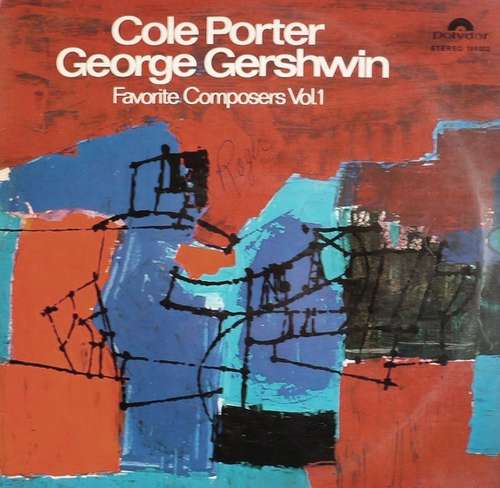 Bild Cole Porter / George Gershwin - Favorite Composers Vol.1 (LP) Schallplatten Ankauf