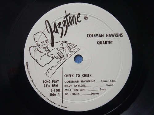 Bild Coleman Hawkins Quartet - Cheek To Cheek (7, EP) Schallplatten Ankauf