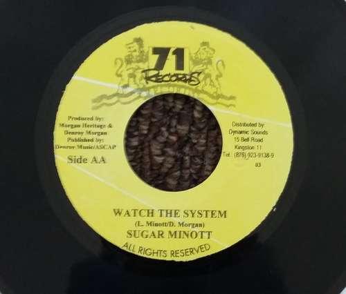 Bild Denroy Morgan / Sugar Minott - Revelation Come To Pass / Watch The System (7) Schallplatten Ankauf