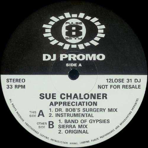 Bild Sue Chaloner - Appreciation (12, Promo) Schallplatten Ankauf