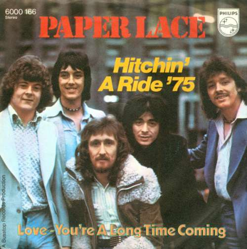 Bild Paper Lace - Hitchin' A Ride '75 (7, Single) Schallplatten Ankauf