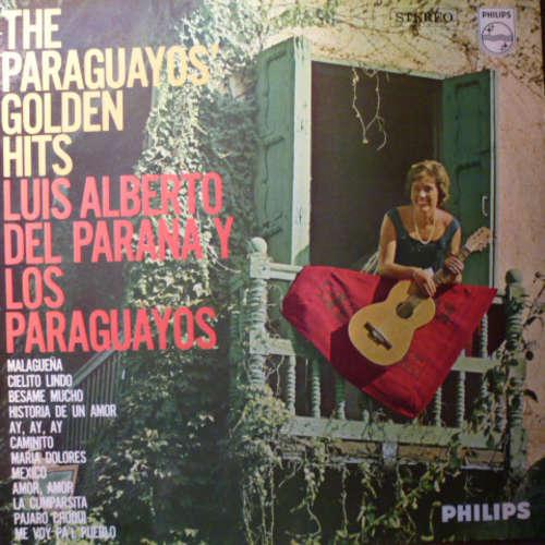 Cover Luis Alberto Del Parana Y Los Paraguayos - The Paraguayos Golden Hits (LP, Comp) Schallplatten Ankauf