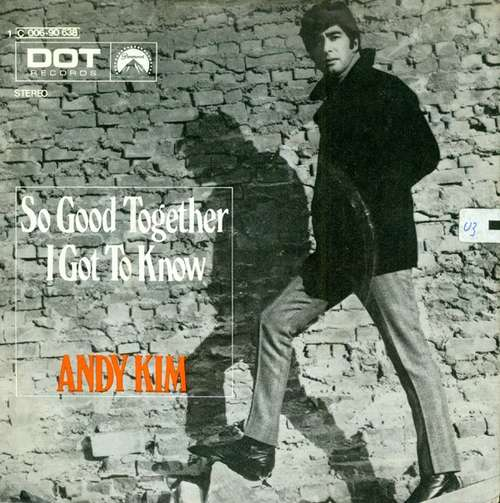 Bild Andy Kim - So Good Together / I Got To Know (7, Single) Schallplatten Ankauf