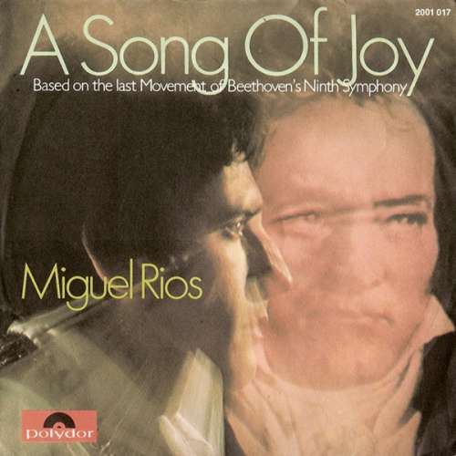 Bild Miguel Rios* - A Song Of Joy (7, Single, Mono) Schallplatten Ankauf