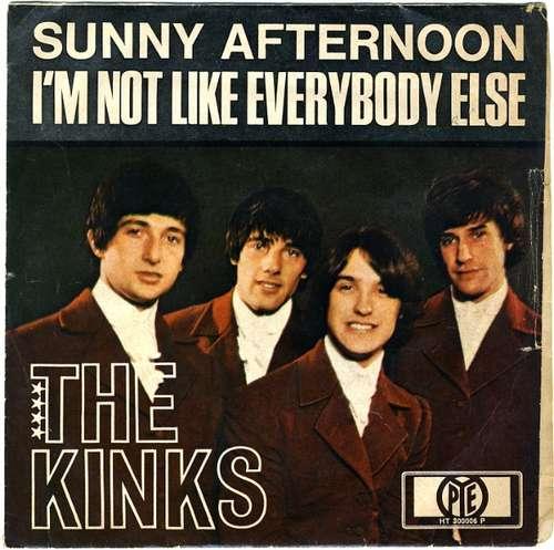 Cover The Kinks - Sunny Afternoon (7, Single, Mono) Schallplatten Ankauf