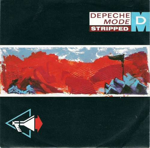 Cover Depeche Mode - Stripped (7, Single) Schallplatten Ankauf