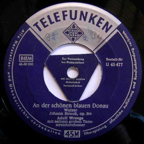 Bild Johann Strauß* - An Der Schönen Blauen Donau / Kaiser-Walzer (7, Mono) Schallplatten Ankauf