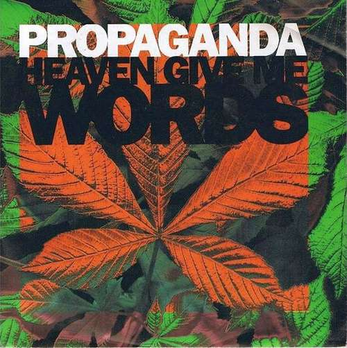 Bild Propaganda - Heaven Give Me Words (7, Single) Schallplatten Ankauf