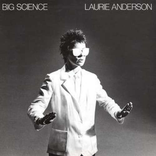 Cover Laurie Anderson - Big Science (LP, Album) Schallplatten Ankauf