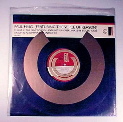 Bild Paul Haig Featuring The Voice Of Reason - Flight X (12) Schallplatten Ankauf