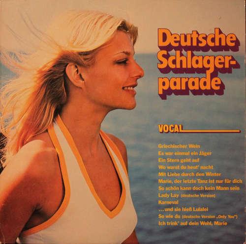 Bild Various - Deutsche Schlagerparade - Vocal (LP, Comp) Schallplatten Ankauf
