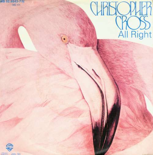 Bild Christopher Cross - All Right (7, Single) Schallplatten Ankauf