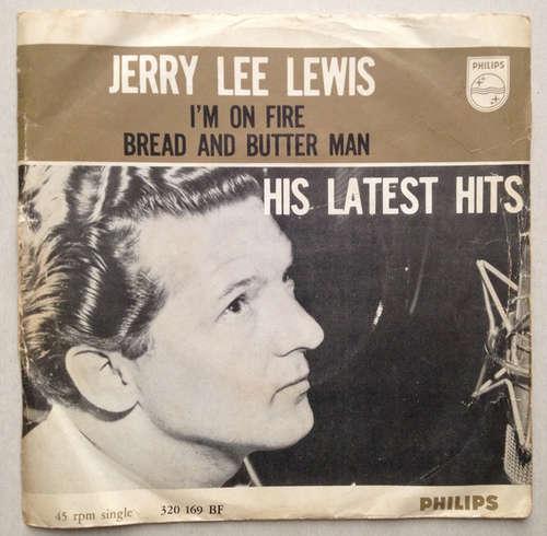 Bild Jerry Lee Lewis - I'm On Fire (7, Single) Schallplatten Ankauf