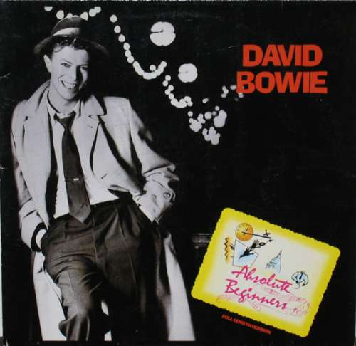 Cover David Bowie - Absolute Beginners (12) Schallplatten Ankauf