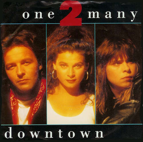 Bild One 2 Many - Downtown (12, Single) Schallplatten Ankauf