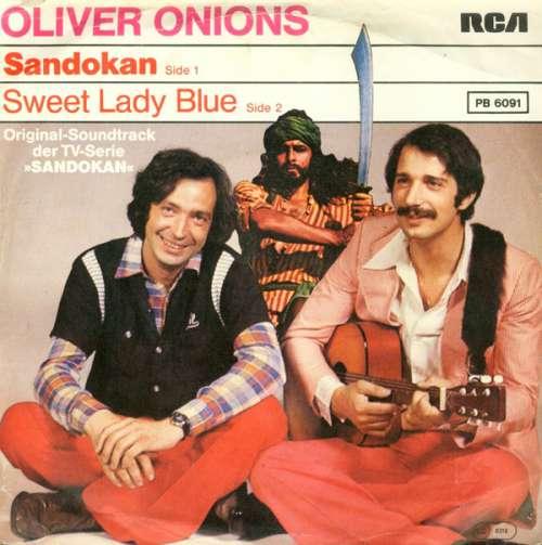 Bild Oliver Onions - Sandokan  (7, Single) Schallplatten Ankauf