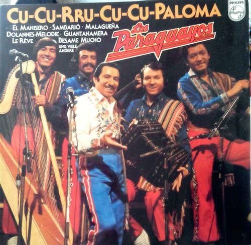 Cover Luis Alberto del Parana y Los Paraguayos - Cu-Cu-Rru-Cu-Cu Paloma (2xLP, Comp) Schallplatten Ankauf