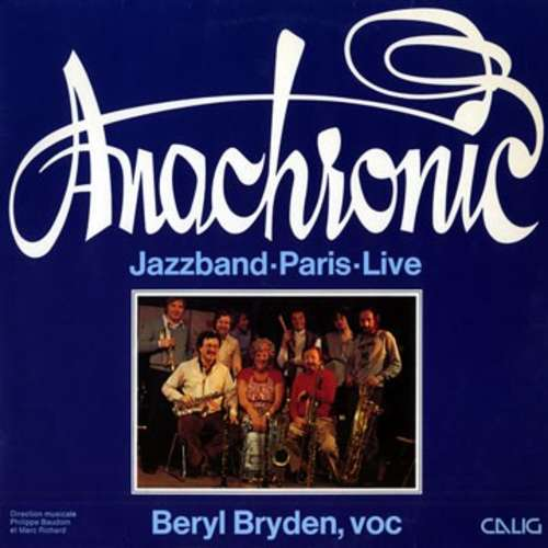 Bild Anachronic Jazz Band - Jazzband Paris Live (LP, Album) Schallplatten Ankauf