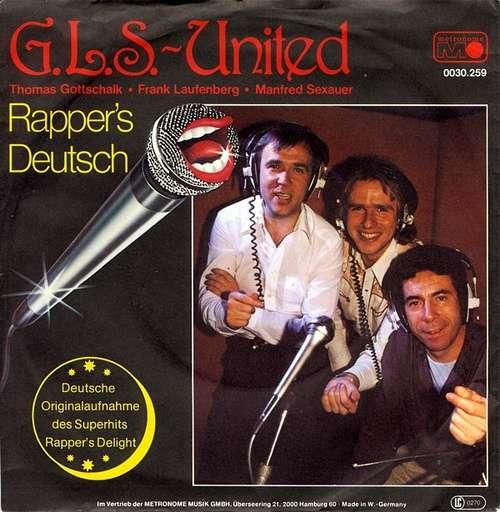 Bild G.L.S.-United - Rapper's Deutsch (7, Single) Schallplatten Ankauf