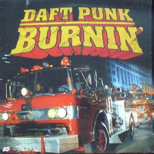 Cover zu Daft Punk - Burnin' (12, Single) Schallplatten Ankauf