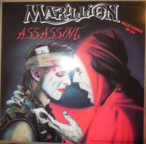 Bild Marillion - Assassing (12, Maxi) Schallplatten Ankauf