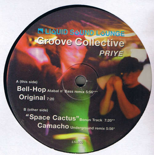 Cover Groove Collective - Priye (12) Schallplatten Ankauf
