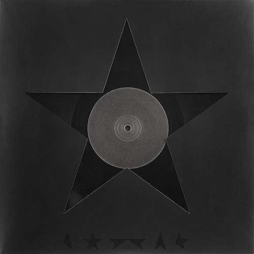 Cover David Bowie - ★ (Blackstar) (LP, Album, RP, MPO) Schallplatten Ankauf