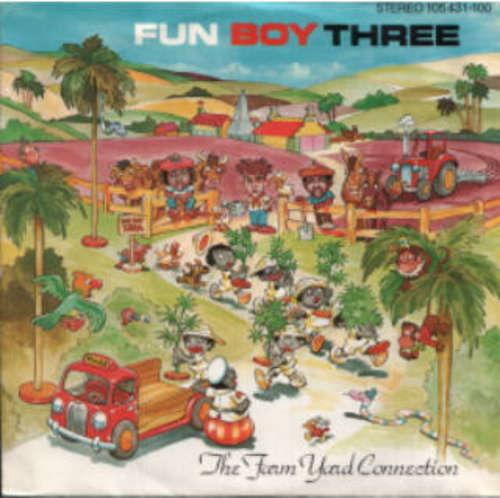 Bild Fun Boy Three - The Farm Yard Connection (7) Schallplatten Ankauf